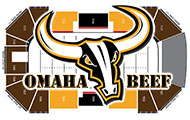 Omaha Beef Seating Chart